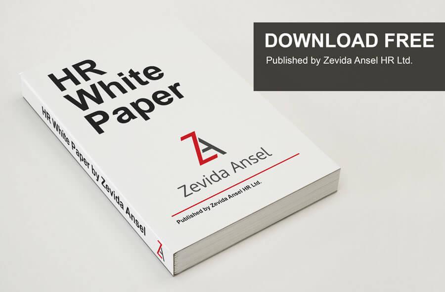 Zevida Ansel HR White Paper